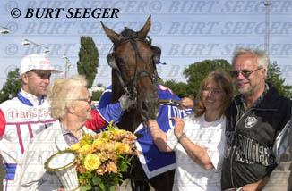 Dimitri Marck vinder Derby Consolation i 2000.